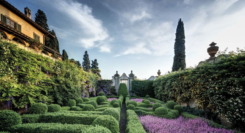 Velona's Jungle garden in Florence