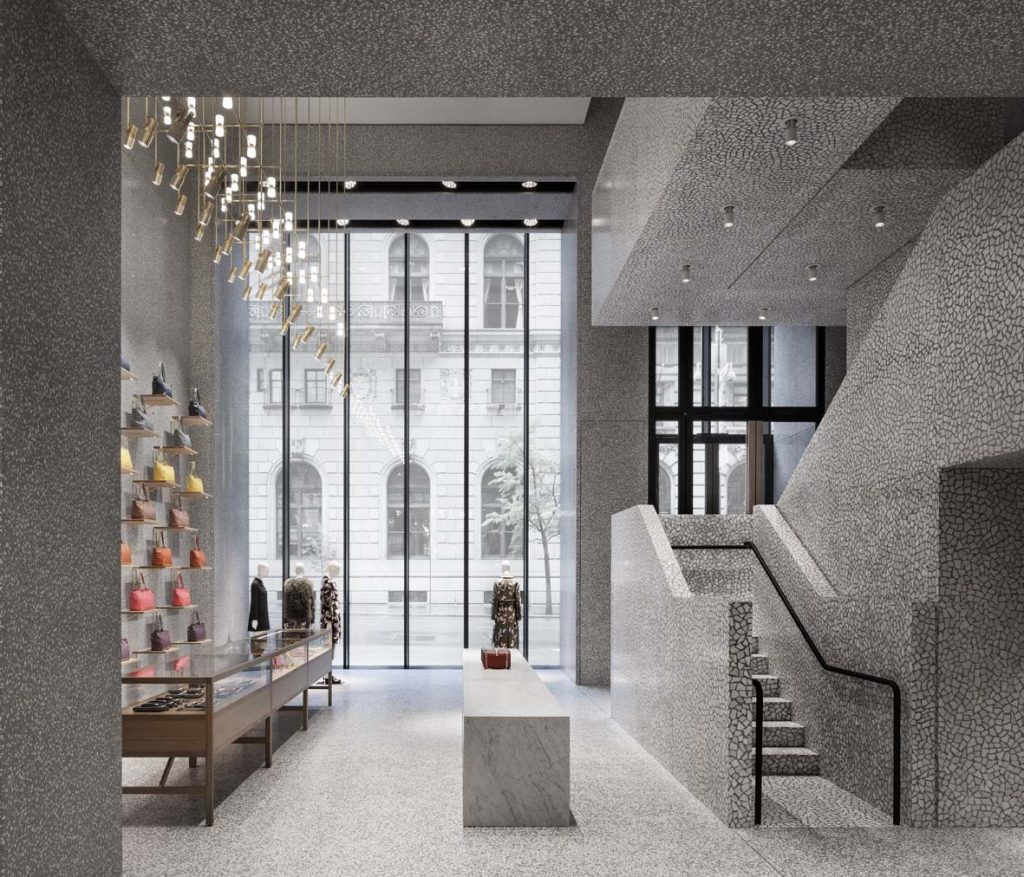 Fifth avenue shopping, luxury, luxe