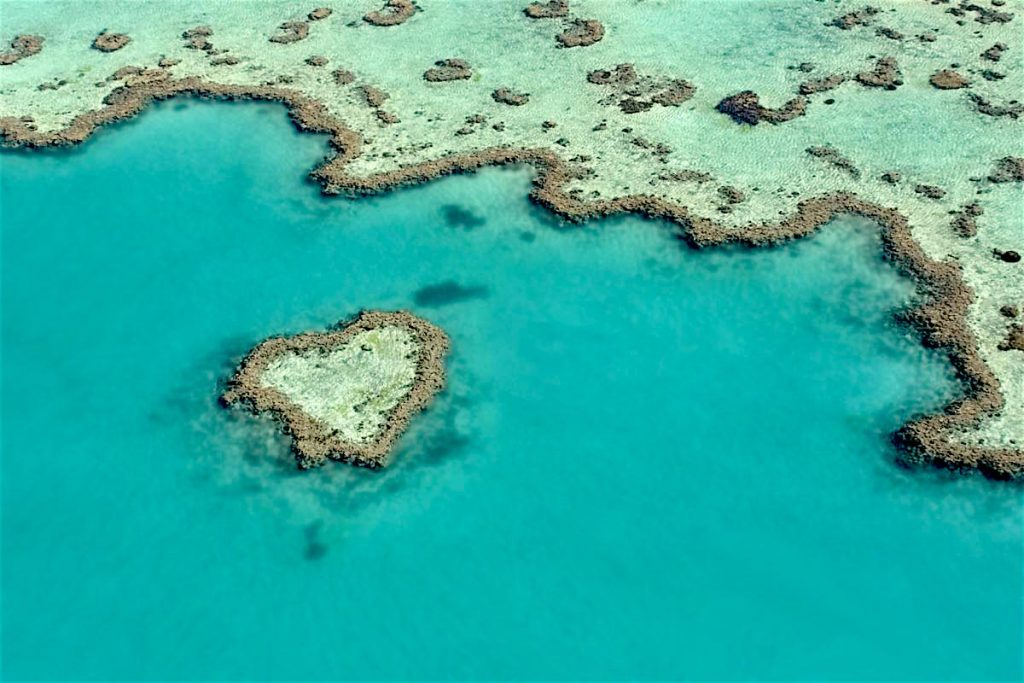The Great Barrier Reef, Australia,