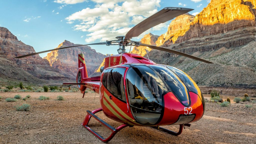 Papillon, helicopter, tours, the Grand Canyon, USA